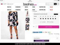 Size 14/16 maternity dress