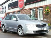 2011 Skoda Superb 1.6 TDI CR Elegance GreenLine 5dr 5 door Hatchback