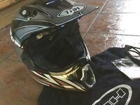 Bike Helmet ..THH .... TX10 Never used
