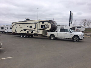 Beautiful 2014 Jayco Eagle 31.5fbh