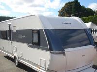 2014 HOBBY 560 CFE