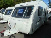 2010 Swift Fairway 565 - 6 Berth Touring Caravan