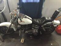 Harley-Davidson 1980 1340 shovel head plaquer