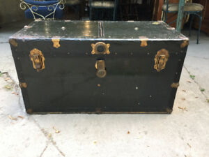 Large Old Trunk