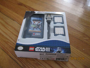 Star Wars III Nintendo DS Armor Case Kit Lego