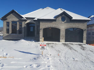 "BRAND NEW HOME FOR RENT - Quinte West & BELLEVILLE""CLOSE TO 401"""