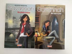 sylvie payette-Savannah