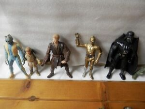 Vintage Star Wars Action Figures 1995 and up London Ontario image 7