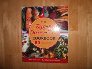 The Egg and Dairy Free Cookbook