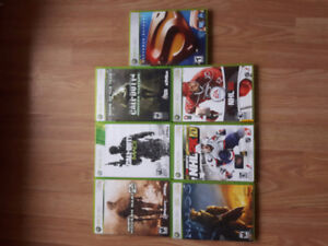XBOX 360 Game Package
