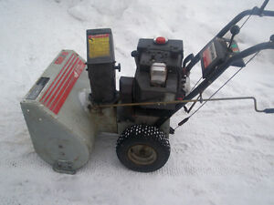 Free removal & Cash Paid Unwanted Snowblowers *Ottawa Area*