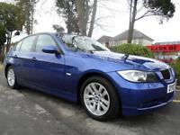 BMW 320 2.0 2007 SE COMPLETE WITH M.O.T HPI CLEAR INC WARRANTY