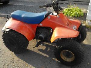 suzuki 4 wheeler
