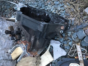 01-05 civic 5 speed transmission