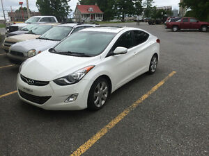 2013 Hyundai Elantra Limited Berline