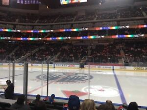 2 or 4 GOLD Seats! Pittsburgh Penguins vs Edmonton Oilers Nov. 1