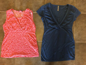 XS and SM Nursing Tops