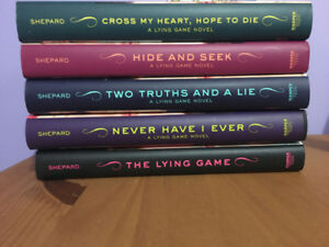Lying Game Series by Sara Shepard