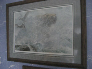ROBERT BATEMAN ( MOSTLY) LIMITED EDITION PRINTS PRICED FROM