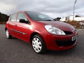 Renault Clio 1.2 16v 75 Authentique 2006 54,000 miles