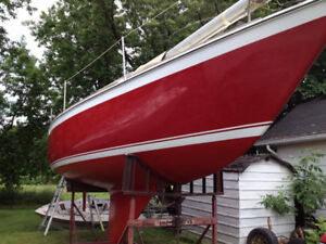 27ft O'Day Sailboat - Voilier - For Sale/À Vendre
