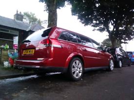Vauxhall Vectra V6 SRI