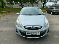 2012 Vauxhall Corsa 1.2 Active 5dr [AC] HATCHBACK Petrol Manual