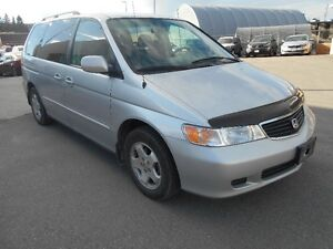 2001 Honda Odyssey Auto 157000KMS Excellent Condition