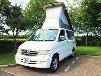 MAZDA BONGO 2.0 PETROL NEW SHAPE *4 BERTH CAMPERVAN WITH AFT ROOF*