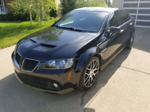 Pontiac G8 GT - Beautifully kept & maintained!