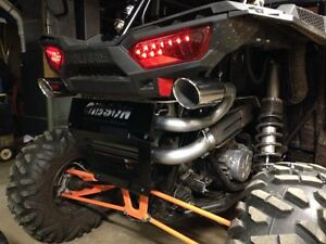 Rzr 1000xp exhaust