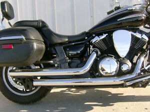 COBRA COMPLETE EXHAUST FOR YAMAHA 950 VSTAR