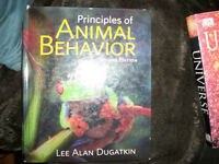 Principles of animal behaviour - 2nd edition, Lee Allan Dugatkin