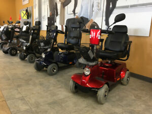 Mobility Scooter Sale at Motion