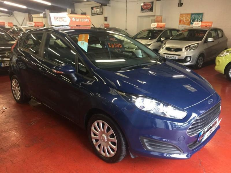 2013 (13) FORD FIESTA 1.5 STYLE TDCI 5DR Manual
