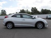 2013 HONDA CIVIC 1.8 i VTEC SE Auto
