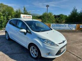 image for 2012 Ford Fiesta ZETEC Hatchback Petrol Manual