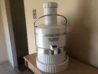 Extractor and Juicer.