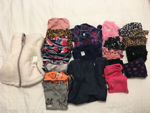Baby girl size 18-24 months fall clothes *sold PPU