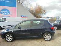 2007 Peugeot 307 1.6 16v ( 110bhp )