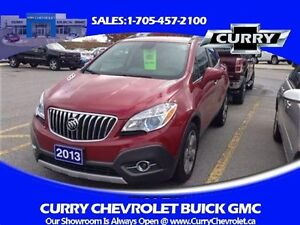2013 Buick Encore Leather   - Leather Seats -  Bluetooth -  Heat
