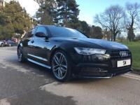 2016 Audi A6 2.0 TDI Ultra Black Edition 4dr S Tronic 4 door Saloon