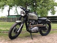 Triumph T140 ES 1981 Steve McQueen Style Bonneville Superb Condition