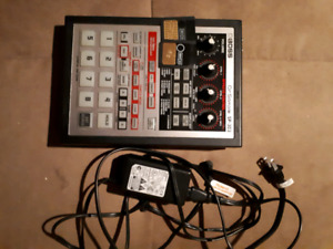 Boss sp 303 sampler and effects