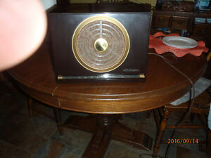 radio antique rca