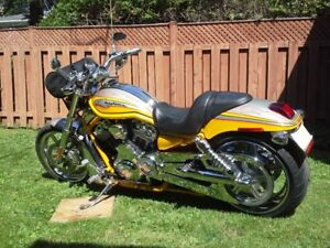 V-Rod screaming eagle 2006