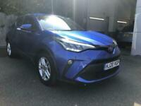 2020 Toyota C-HR 1.8 Hybrid Icon 5dr CVT HATCHBACK Petrol/Electric Hybrid Automa