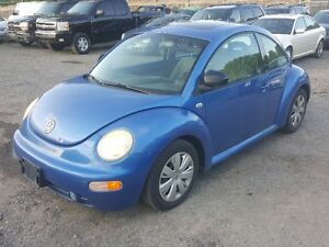Volkswagen New Beetle *** WINTER CLEAR OUT SALE *** ONLY $999
