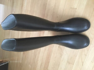 Children's Riding Boots (sz 13) and Helmet, very good condition.