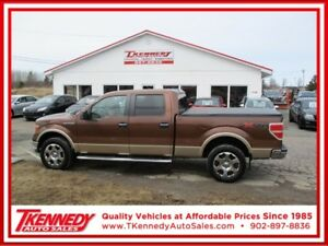 2011 Ford F-150 4WD SuperCrew XLT W / XTR PKG